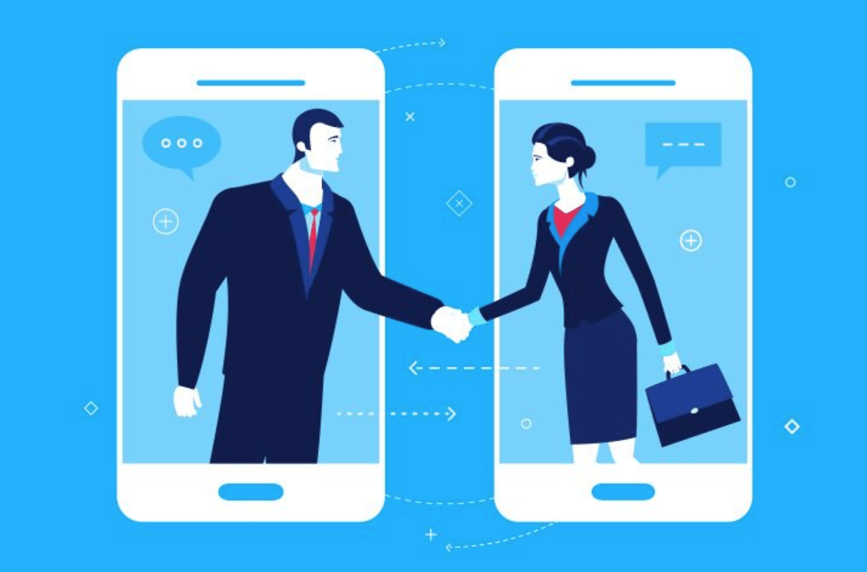 using h2h marketing with chatbots