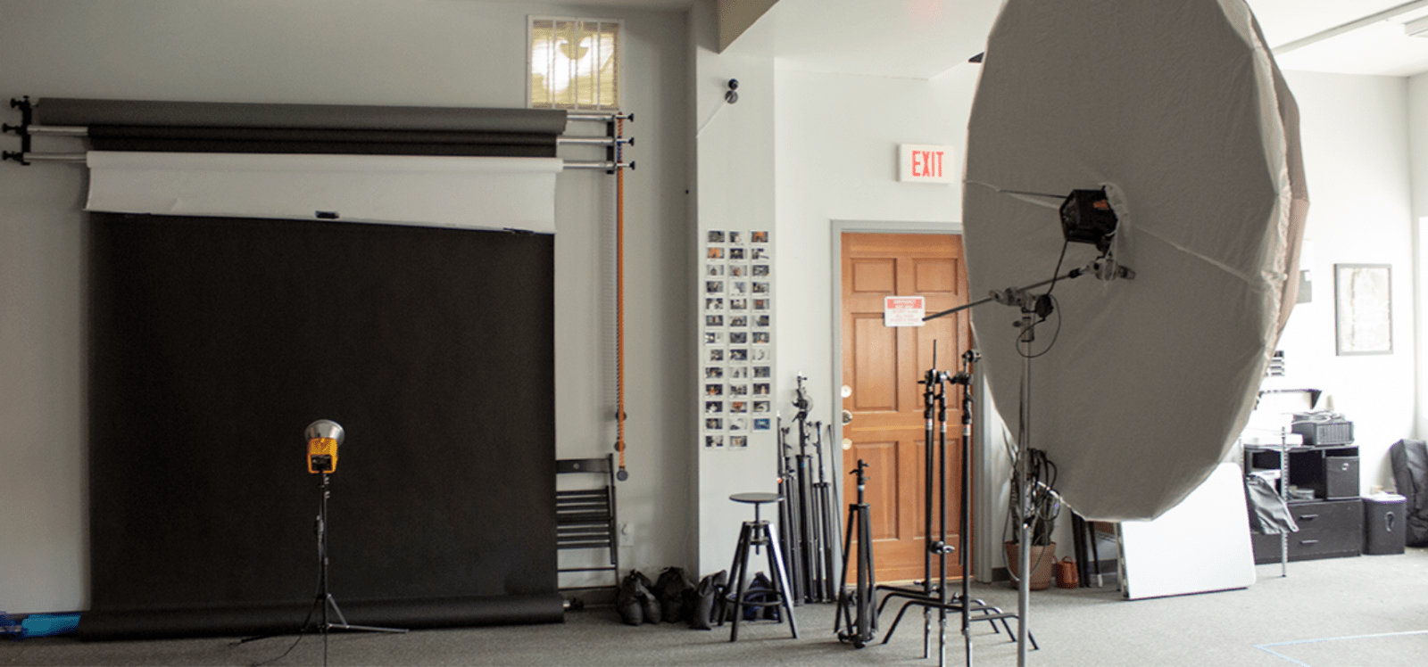 video production in an Eau Claire studio