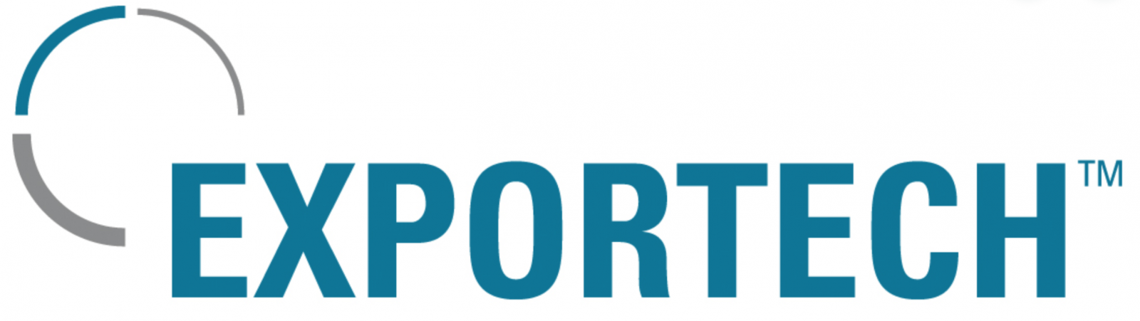 Exportech logo, a porogram of WMEP