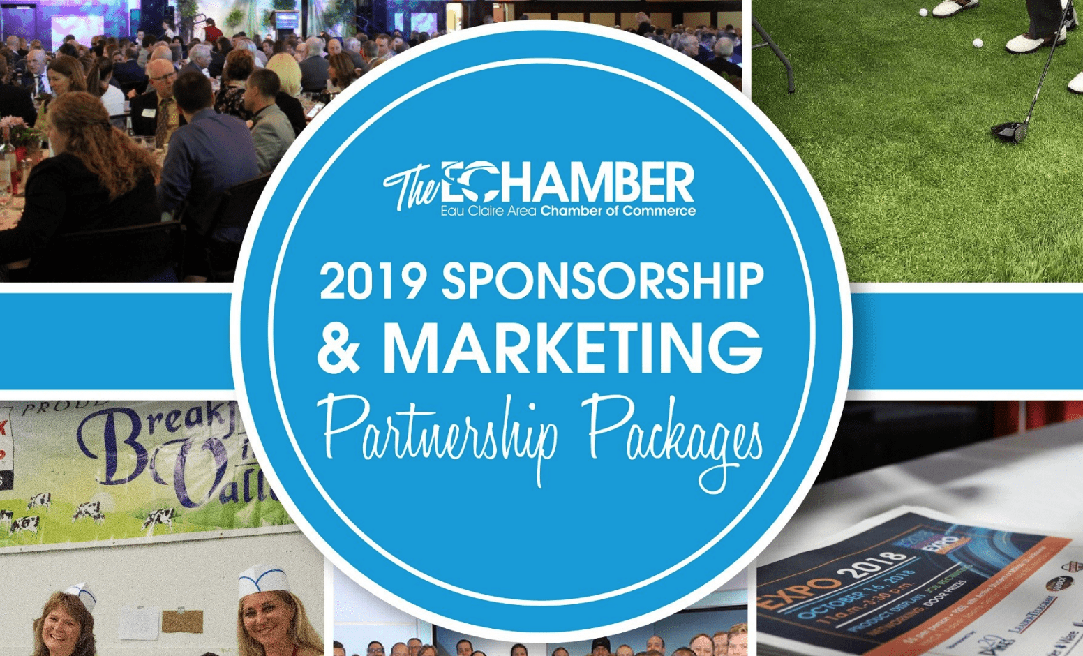 eau claire chamber of commerce sponsorship opportunities