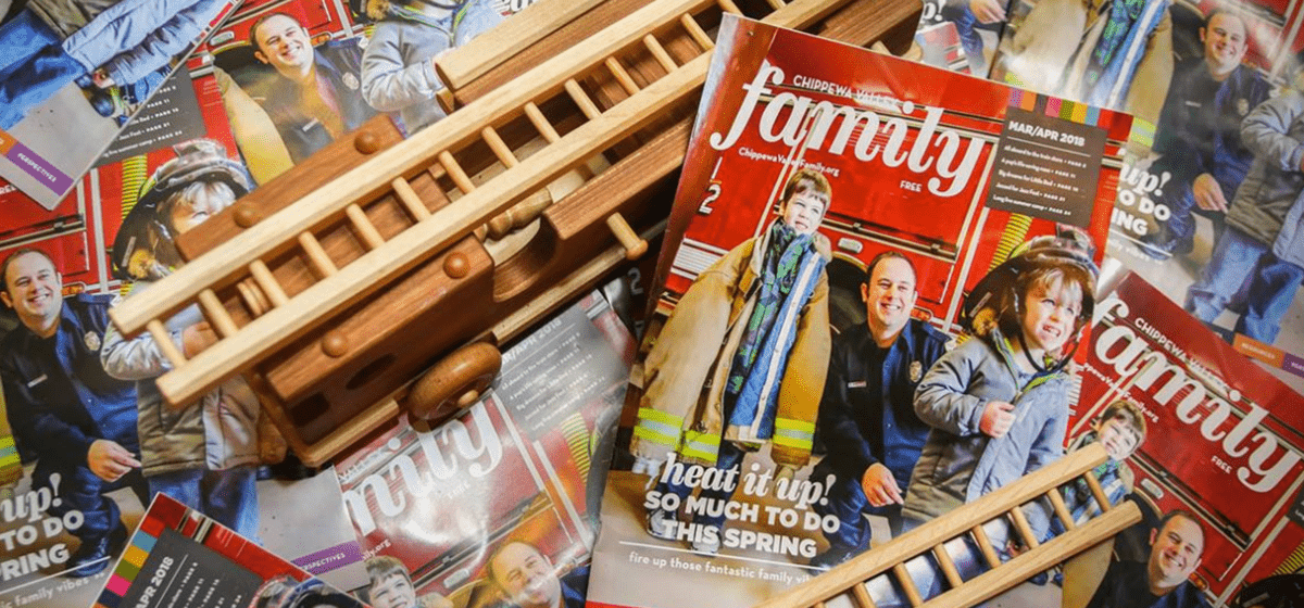 Chippewa Valley Family magazine