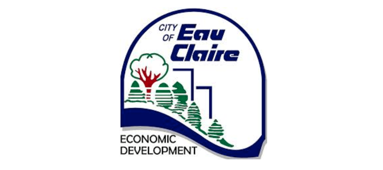 old logo of the city of Eau Claire